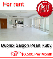 Duplex-Saigon-Pearl-Ruby-for-rent