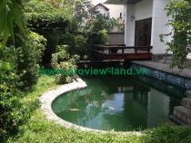 Cho thuê biệt thự khu Compound ven sông Thảo Điền Quận 2