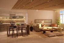Bán căn hộ Quận 2, bán căn hộ Tropic Garden nhà đẹp đầy đủ nội thất
