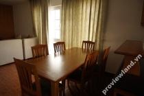 Căn hộ dịch vụ Riverside Palace cho thuê 3 phòng ngủ