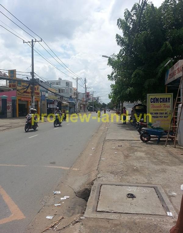 Cần bán nhà mới xây tại đường Nguyễn Thị Định Quận 2