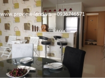 Estella apartment for rent in District 2 with an area of 124sqm, view of park