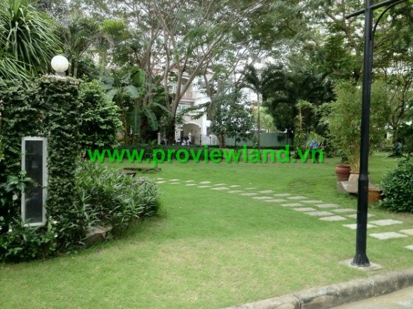 Villa in Nam Vien Area Phu My Hung District 7 for sale with 320Sqm