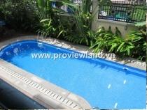 Bán biệt thự Thảo Điền Quận 2 diện tích 500 m2