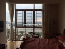 Bán căn hộ  tầng cao The Vista tháp T4 140m2 - 3PN nội thất dính tường view sông