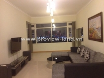 Saigon Pearl apartment for rent, Topaz 3 bedroom building