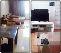 Cho thuê căn hộ Saigon Pearl 2 PN tòa Ruby 2 nội thất đẹp