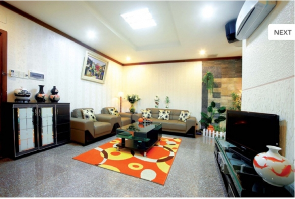 Penthouse Hoang Anh RiverView for sale in District 2