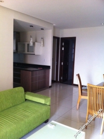 Flat in The EverRich for rent 116sqm high floor with 2 beds