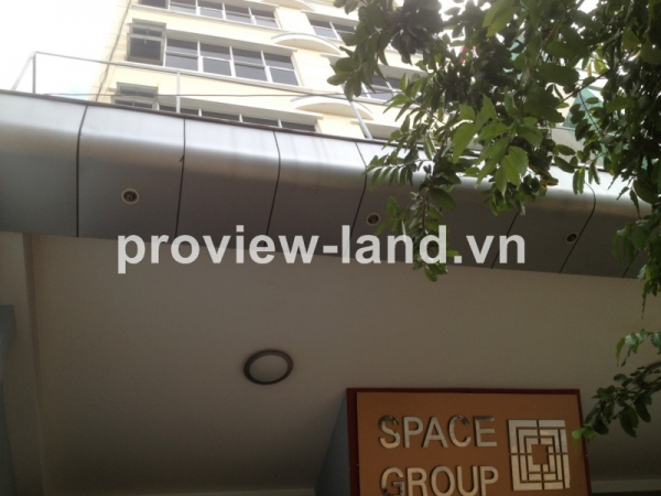 Office for rent in Tan Binh District,  CH Building