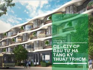 Bán căn nhà phố shophouse Thủ Thiêm Lakeview CII 5.5x20m 1 hầm 1 trệt 3 tầng