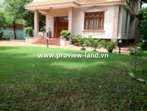 Villa Thao Dien for sale in District 2, 1300m2