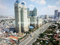 Cho thuê căn hộ Saigon Pearl quận Bình Thạnh tòa Sapphire 2 140m2 3PN 3PT view đẹp