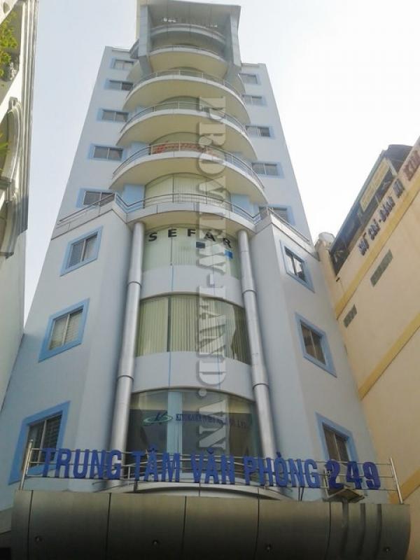 Văn phòng quận Tân Bình mặt tiền đường tiện kinh doanh