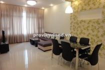 Cho thuê căn hộ SaiGon Pearl tầng cao  2PN nội thất cao cấp DT 90m2
