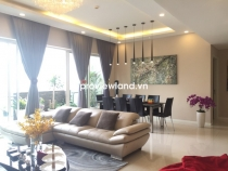 The Estella apartment for rent high floor 148sqm 3BRs nice furnished pool view