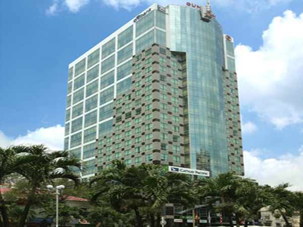 Office for lease on Nguyen Hue Street, District 1
