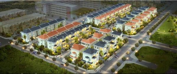 Bán đất khu Nam Thiên Phú Mỹ Hưng DT 18x18m MT đường lớn
