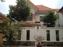 Bán biệt thự Fideco khu Thao Dien 15x27m villa cao cấp quận 2
