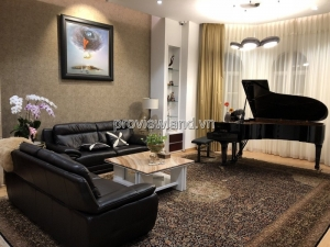 Biệt thự Saigon Pearl giá tốt DT 220m2 5 phòng ngủ đầy đủ nội thất cao cấp