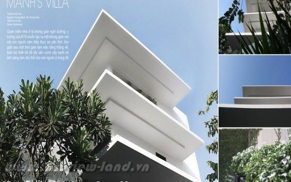Sales villa in resort An Phu An Khanh,area: 287m2, 1 ground 2 floor
