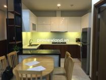 Căn hộ Thảo Điền Pearl 105m2 2 phòng ngủ có ban công cần cho thuê