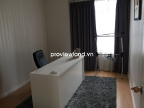 Saigon Pearl apartment for rent Sapphire Tower high floor 134sqm beautiful furniture