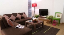 70sqm 1 bed serviced apartment for rent on Nguyen Van Troi Street