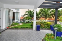 Villa for sell Thao Dien Ward, District 2, garden pool