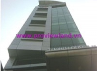 The offices for lease in Binh Thanh district, with the cheapest price