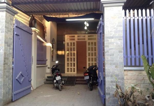 Cần bán nhà hẻm xe hơi đường Phan Văn Hân quận Bình Thạnh DT 66m2