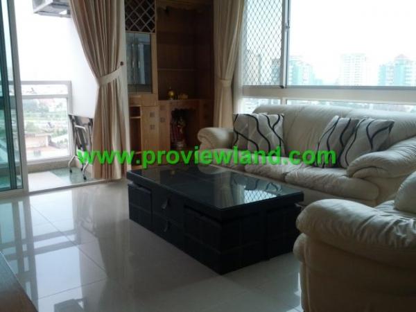Sale of apartments Fideco Riverview, Thao Dien District 2
