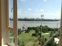 Cho thuê căn hộ Đảo Kim Cương 180m2 2 phòng ngủ view sông