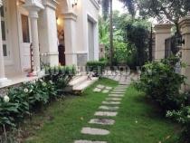 Biệt thự Thảo Điền khu compound nhà cực đẹp 330m2 sân vườn rộng