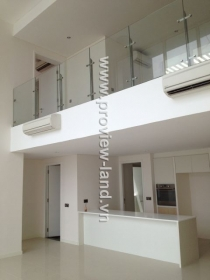 DuplexEstella apartment for rent  District 2, 251m2