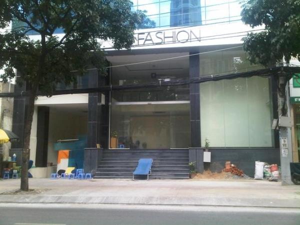 Cần bán tòa nhà văn phòng mặt tiền đường Nguyễn Đình Chiểu 140m2 5 lầu