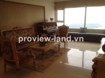 Saigon Pearl apartments for sale at Ruby tower high floor nice view