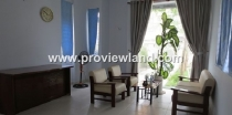 Villa on Nguyen Van Huong Street District 2 for sale with low price