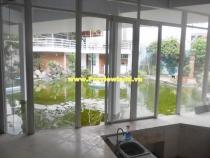 Biệt thự compound Trần Não 3 PN hồ cảnh sân vườn
