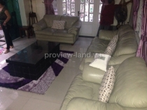 Villa for sale in Quoc Huong street, District 2, good price