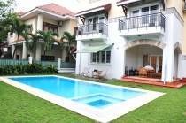 Villa for sale in Thao Dien Ward with an area of 574sqm, swimming pool