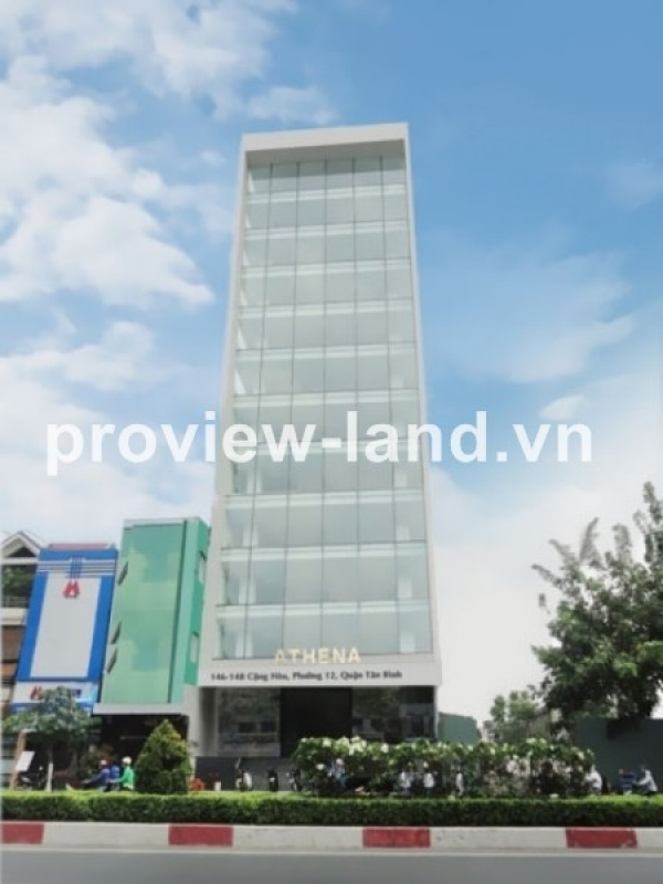 Officed Building Athena For rent in Tan Binh district