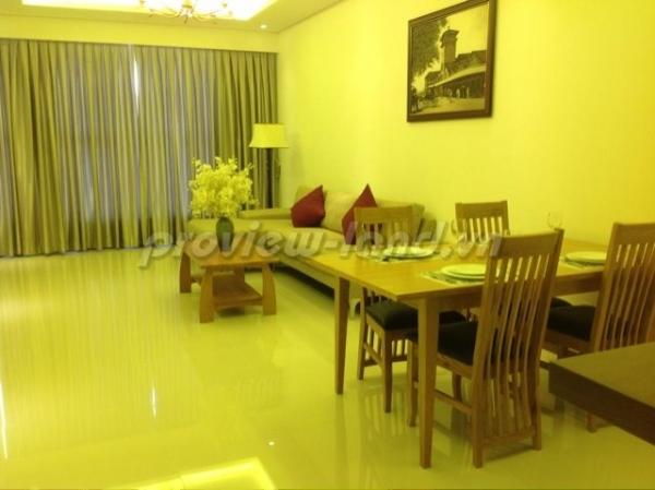 Cho thuê căn hộ Thao Đien Pearl đường Quốc Hương Q2