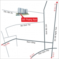 Dat Phuong Nam apartment in Binh Thanh district for sale