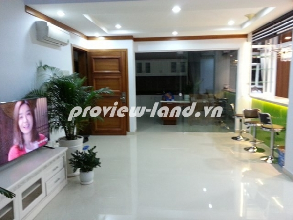 Apartment for sale in Hoang Anh Riverview, fully furnished