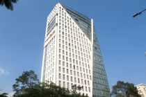 Havana Tower office for lease on Ham Nghi, District 1