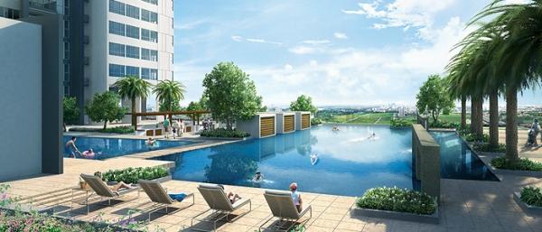 Cho thuê căn hộ, cần cho thuê căn hộ Riviera Point 2 phòng ngủ tại Quận 7