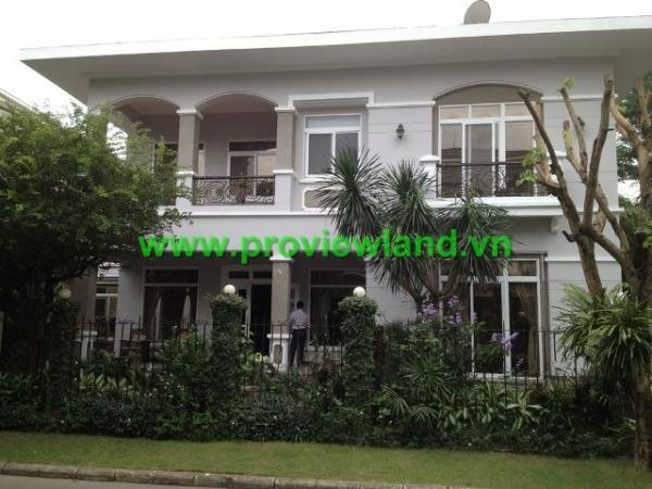 Bán biệt thự Mỹ Gia, Phú Mỹ Hưng Quận 7