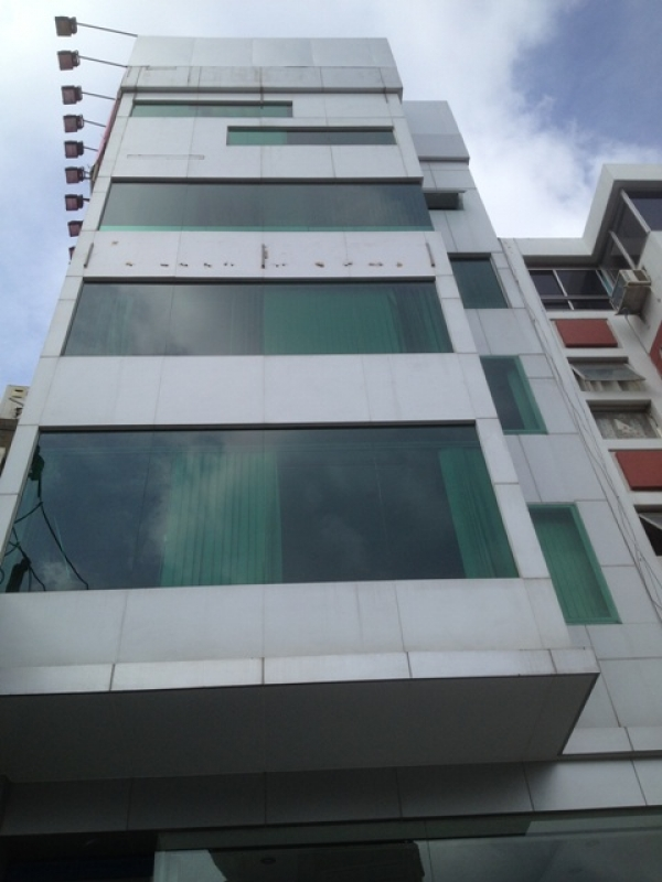 Office for rent in Nguyen Cong Tru street, Binh Thanh District area of 530m2
