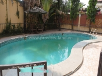 Thao Dien Villa for sale in District 2, area of 639m2